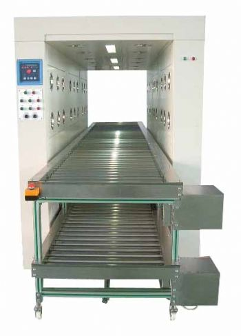 Tunnel Conveyor Air Shower Type Pass Box